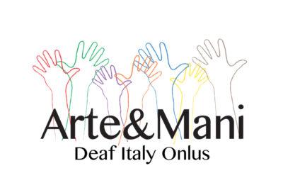 Logo- Arte&Mani - Deaf Italy Onlus.001